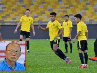 Pemain Malaysia buat Jurulatih Vietnam pening kepala ketika ini