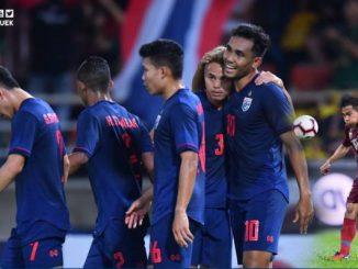 Thailand bakal hantar pasukan Terbaik ke AFF, Media Thai tidak yakin Juara edisi ini
