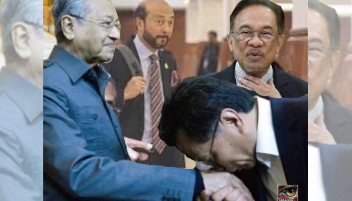 Shafie Apdal sebagai Perdana Menteri, Anwar TPM1, Mukhriz TPM2 - Tun Mahathir