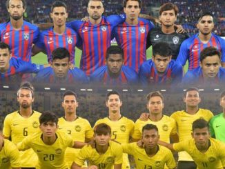 Thailand gelar skuad Harimau Malaya sebagai Johor National Team