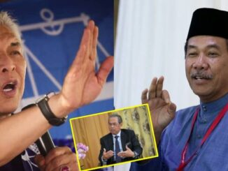 Ahli UMNO tidak setuju dengan Zahid, Tok Mat bakal cabar kedudukan Zahid Hamidi ?
