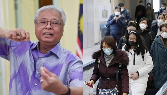MKN sedang berbincang benarkan Warga China masuk ke Malaysia semula