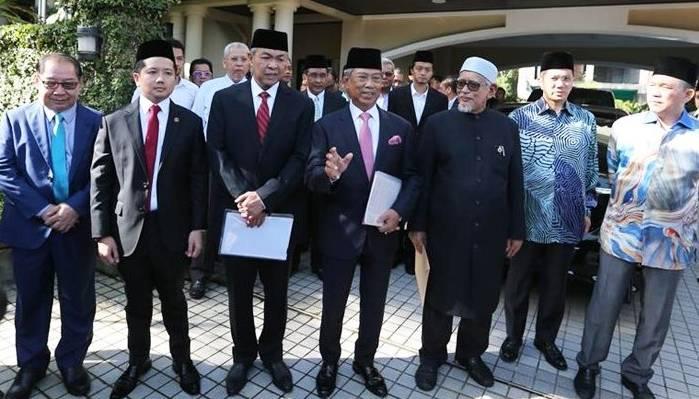 Senarai calon ahli Parlimen akan datang Perikatan Nasional bocor