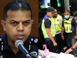 Bocor identiti Pengadu, Ini respon Ketua Polis Johor untuk semua pegawai dan anggotanya
