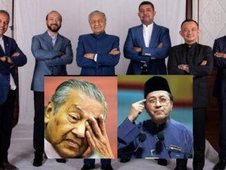 Parti yang berpegang kepada Janji dan martabat Melayu - Tun Mahathir