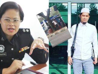 Polis membuat laporan Polis terhadap pemilik Kedai H0t Burger Malaysia - Ketua Polis