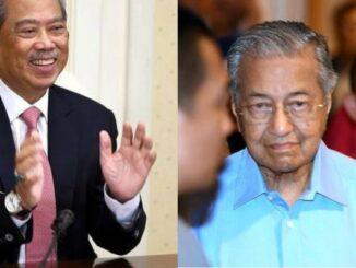 Rasmi Tun Mahathir tubuh parti baharu, nama PBRM