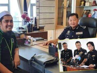 Saya minta maaf, Tolong berhenti kecam Polis - Pemilik H0T Burget Malaysia