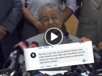 (Vid) Orang Melayu tak pandai - Tun Mahathir