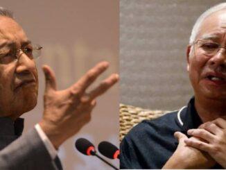 Dia hncurkan UMNO, Saya Takkan Maafkan Najib Sampai Bila-bila; Kata Tun Mahathir