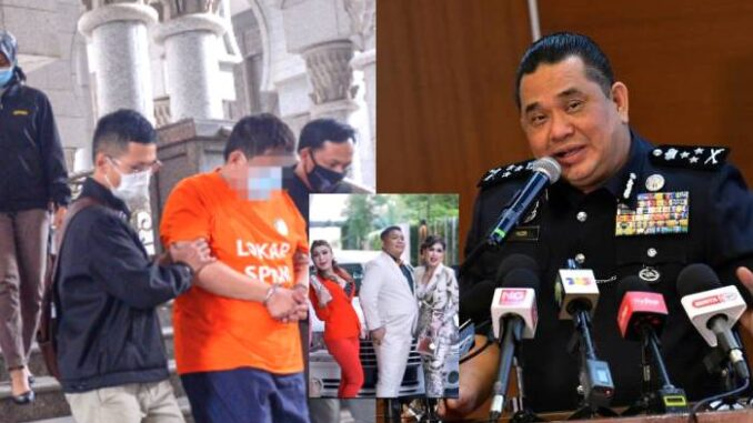 Hari ini, PDRM sahkan Addy Kanna terliibat dengan Macau Scam dan Banyak Lagi