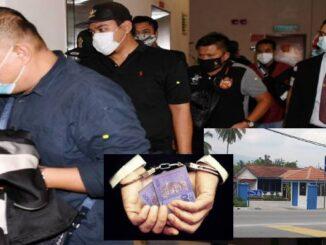 Ketua Balai bersama 3 Anggota Polis Didkwa Terima Suapan RM300 hingga RM1200