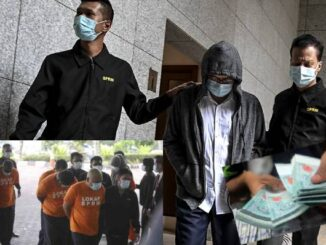 Pendkwa Raya pula Kntoi Terlibatt Dengan Rasuah Suapan Lebih RM300 ribu