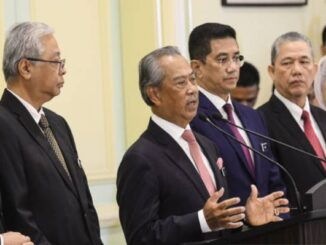 Pertukaran Kabinet Menteri, Tunggulah Rabu ini kata Muhyiddin Yassin