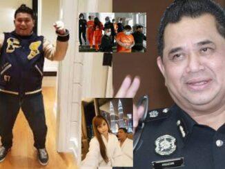 Terbaru PDRM sahkan Addy Kanna dan saspek lompat Pagar tidak terliibat Macau Scam