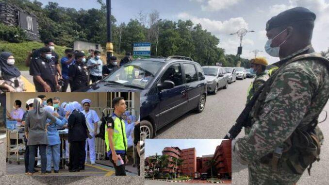 Jururawat berulang alik 225km setiap hari dari Melaka ke Johor Bahru, Ini Penjelasan Hospital Sultanah Aminah