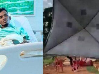 (Video) Khemah Terbang, Ini Keadaan Terbaru Mngsa dan Dia Deedah Perkara Sebenar berlaku.