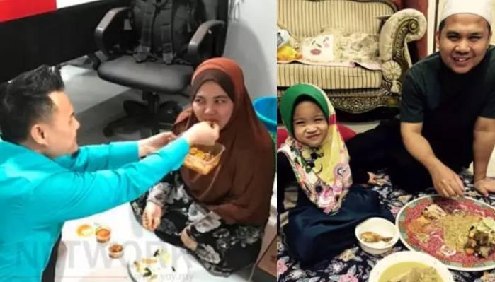 Amalkan Suap Isteri dan Anak Makan, InsyaAllah Rezeki Melimpah Tak Terduga
